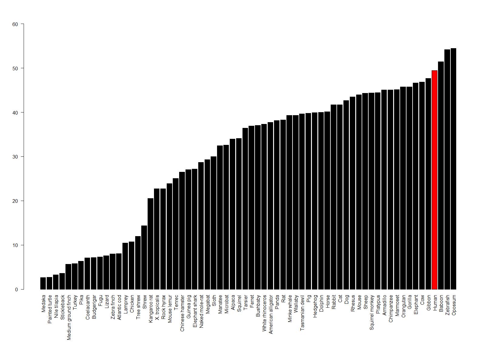 repeat_coverage_vertebrate_genome